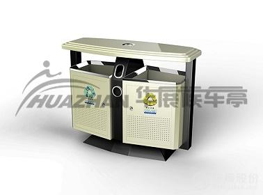 候车亭垃圾箱配套 HP-1285