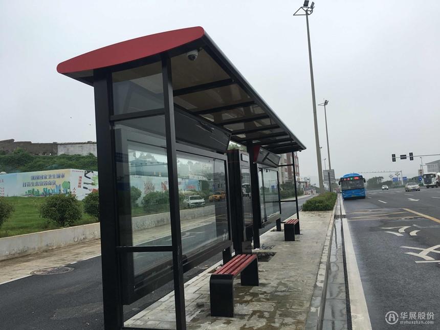 南京公交候车亭,智能站台生产厂家